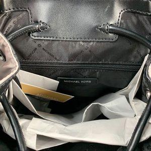 Michael Kors Bags - PRICE DROP🔻NWT Michael Kors Cargo Backpack